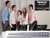 CENTRAL TELEFONICA PANASONIC - TELEFONO PANASONIC - VENTA Y SERVICIO - CENTRO AUTORIZADO - BAC BEL C