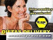 DIETAS personalizadas Delivery Lima Perú FITZONE Planes nutricionales