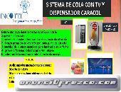 SISTEMA DE COLAS CON PANTALLA TACTIL -INCOTEL SAN MIGUEL