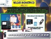RELOJ BIOMETRICO/INCOTEL/SAN MIGUEL