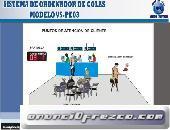 PANTALLAS ELECTRÓNICAS PARA FILAS VISION 2005 SAC