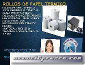 ROLLOS DE PAPEL TÉRMICO VISION 2005 SAC
