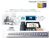 TELÉFONO IP YEALINK - EQUIPOS IP YEALINK - CENTRO AUTORIZADO - BAC BEL COMUNICACIONES EIRL