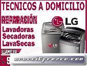 profesionales de calidad 960459148 en san miguel = refrigeradoras LG