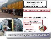 certificado de fumigación para camiones