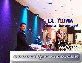 Orquesta música Variada Orquesta para Matrimonios cumpleaños en Lima LA TRIVIA Show