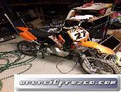 KTM Sx50 2009