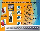 GESTION DE COLAS CON SOFTWARE