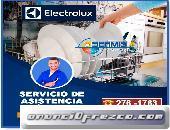 Reparaciones Electrolux (Lavavajillas) 276-1763 en La Molina