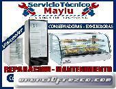 ○978204641 Servicio tecnico a domicilio en la molina ((exhibidoras, congeladoras))