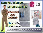 99-8722262 ¡S.O.S!- Reparaciones LG (Refrigeradoras) en Santa Anita