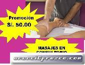 MASAJES Y TERAPIAS PARA  HOMBRES LEONARDO FRANCO CONSULTORIO PRIVADO
