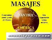 MASAJES TANTRA AMÉRICA Lideres y Pioneros en Masajes Exclusivos en Lima