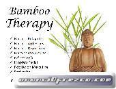 Masajes Bamboo Therapy Masajes relajantes antiestres 959357789