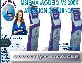 SISTEMAS DE FILAS MODELO VS 300K DIGITAL AQUI