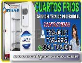 CAMARAS DE CONSERVACION ALIMENTARIAS/7590161/MANTENIMIENTO TECNICO