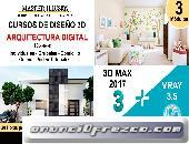 CURSOS 3D MAX y VRAY EN LIMA PERU