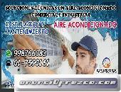 ¡EXPERTOS! (7590161) INSTALACION DE AIRE ACONDICIONADO EN SAN BORJA