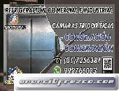 7256381-*CÁMARAS FRIGORÍFICAS* SERVICIO TECNICO- MANTENIMIENTO EN SAN JUAN DE LURIGANCHO