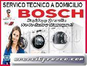 A su Servicio! Reparacion de Secadoras *Bosch* 7378107 San Isidro