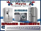 SERVICIOS DE REPARACIONDE LAVADORAS SAMSUNG EN SAN MARTIN DE PORRES 01-4804581