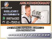 Rapidez!«AIRE ACONDICIONADO»7590161 Mantenimiento Preventivo / Lince