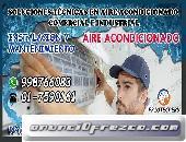 A Tiempo!«7590161«Servicio Tecnico»Aire Acondicionado« Lurin