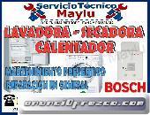 ofrecemos servicio tecnico garantizado de secadoras bosch en sanata anita