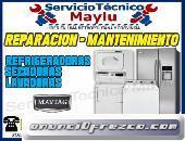 S/.20 reparación de Lavadoras MAYATG> 01-7576173 //en villa maría del triunfo