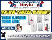 Profesionales en termas SOLE a gas y eléctrica 01-7576173 en independencia