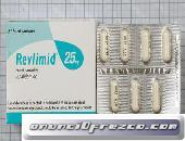 Top quality Revlimid (Lenalidomide) Oral tablets and capsules for sale