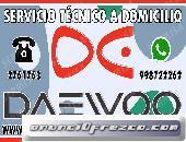 !Calidad! Servicio Tecnico DAEWOO 2761763 (Lavadoras)- Lince