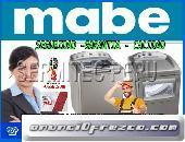 Mabe 7378107/ Técnicos de Lavadoras-Secadoras/ en Cercado de lima