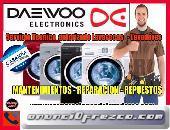 DAEWOO 7378107-Reparaciones de lavadoras*secadoras/en Surquillo