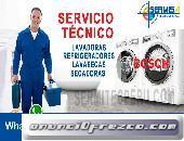 ! Autorizados! BOSCH 2761763 Tecnicos de Lavadoras -Breña