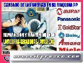 !Autorizados! 998722262 Miray-Panasonic (Tecnicos de Lavadoras)-Lince