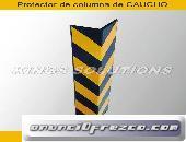 Protector de columna de caucho PERU  Kings Solutions  KSSPERU