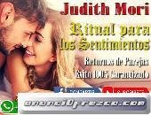 RITUAL PARA LOS SENTIMIENTOS JUDITH MORI +51997871470