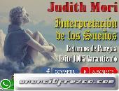 INTERPRETACIÓN DE LOS SUEÑOS JUDITH MORI +51997871470 piura