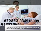 Atraso Menstrual 934916889 SAN MARTIN DE PORRES Clínica Garantizada