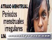 Atraso Menstrual Comas 977153847