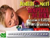 LIMPIEZA DE AURA JUDITH MORI +51997871470 peru