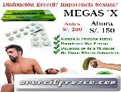 Potencia Sexual - Megas X - Erecciones Rigidaz - 20 Past.