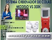 SISTEMAS DE TURNOS MODELO VS 300K