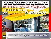 Listos ! Reparacion de VISICOOLER- CONGELADORAS 7590161 en Rimac