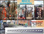 Ejecución Obras de Saneamiento Agua Desagüe Perú 2020