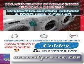 COLDEX-Servicio de Revisión y Reparación a Domicilio -7378107