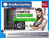 GARANTIA**TECNICOS DE LAVADORAS INDURAMA||7378107