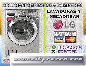 «LG»REPARACION 2761763«LAVADORAS»SAN JUAN DE LURIGANCHO