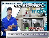 SERVICIO TECNICO«MABE»2761763«LAVADORAS»COMAS